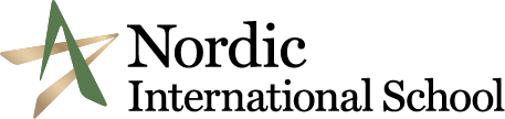 Logo för Nordic International School Kronoberg